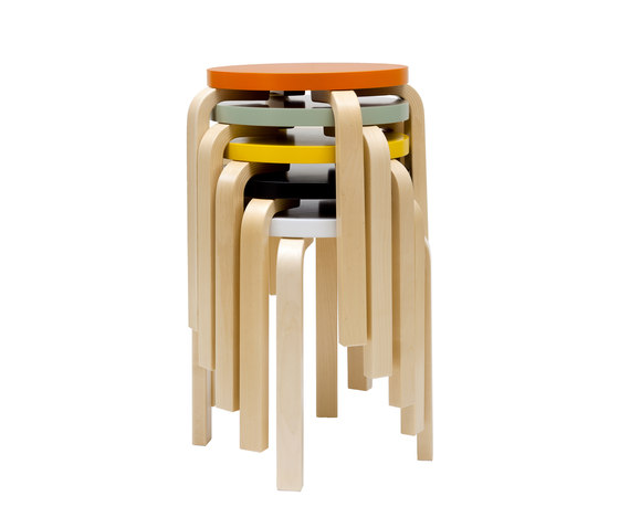 Stool 60 | Special edition by Mike Meiré by Artek