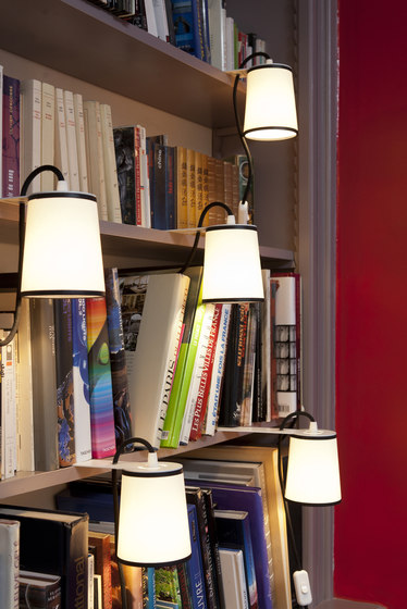 Lightbook Library lamp von designheure