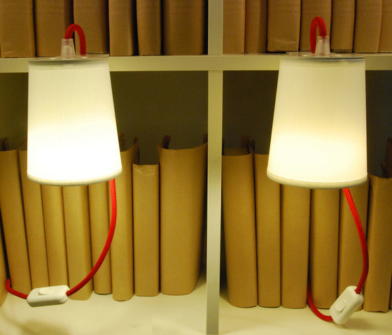 Lightbook Library lamp di designheure