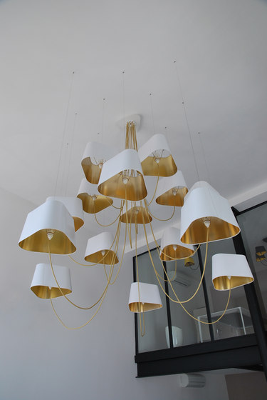 Nuage Suspension grand de designheure