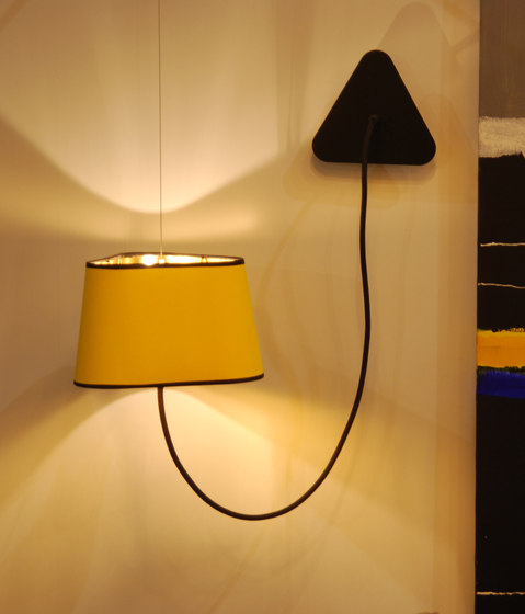 Nuage Wall lamp small by designheure