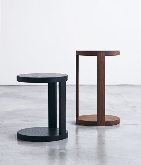 Fragile side table by Time & Style