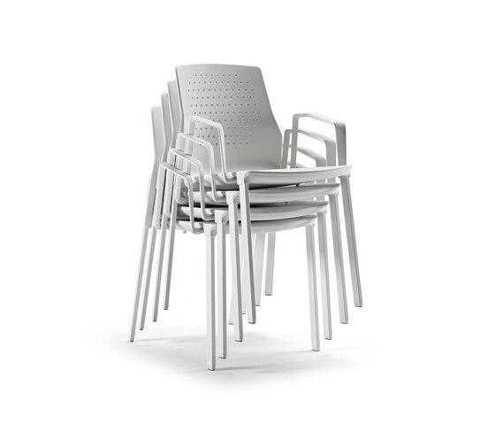 Uka chair by actiu