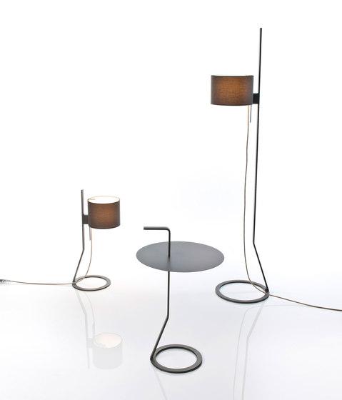 Loft standing lamps by STENG LICHT