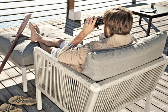 Club Lounge Chair de solpuri
