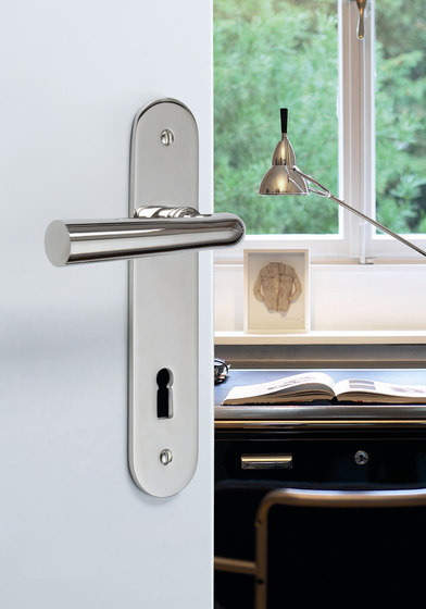 Ferdinand Kramer Door handle di Tecnoline