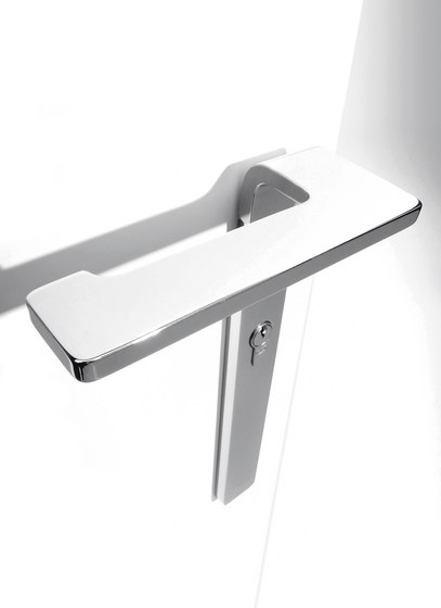 Hadi Teherani Door handle by Tecnoline