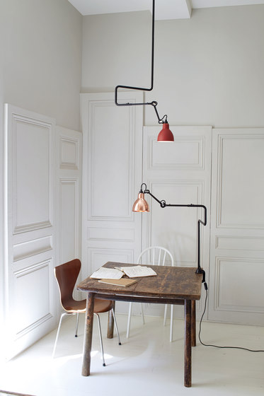 LAMPE GRAS - N°312 red by DCW éditions