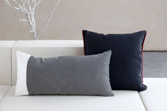 Pillows zip de viccarbe