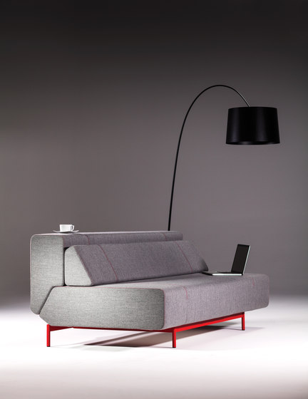 Pil-low sofa by Prostoria