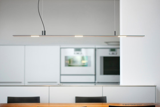 Oneled suspended luminaire by oneled product for Suspente luminaire