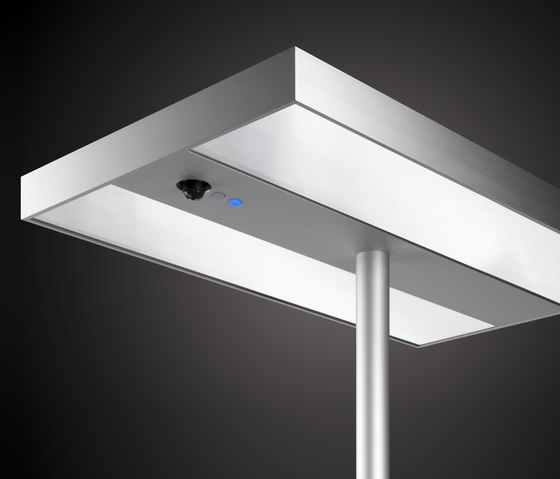 ECO K Wall-mounted luminaire by Alteme