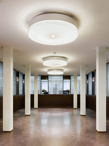HiLight-ML K Recessed luminaire, square Acrylic glass pane by Alteme