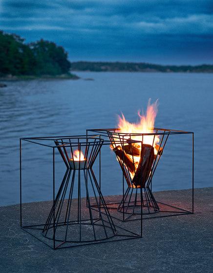 Boo By Skargaarden Fire Basket Candleholder Product