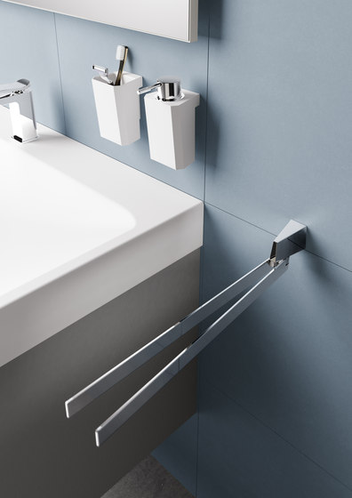 S2 swing towel bar by SONIA