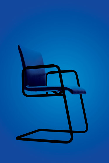 Plenar2 conference flex Cantilever chair di Dauphin