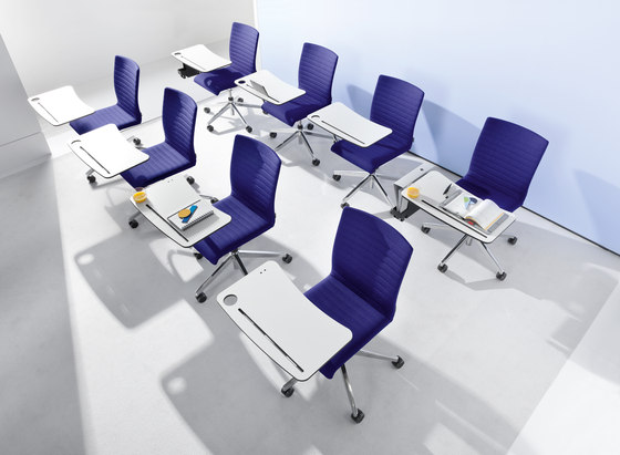 Siamo conference Swivel chair de Dauphin