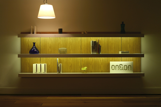Made to Measure Shelving by ON&ON