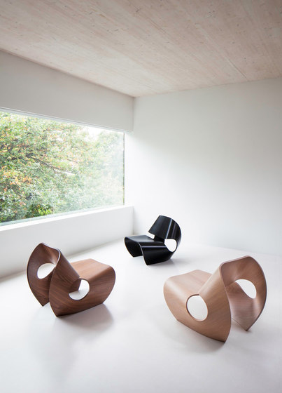 Cowrie Chair von Made in Ratio
