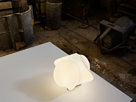 Cumulus Tabletop Light by Made In Ratio