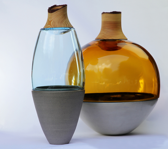 Transformed Stacking Vessels | TSV5 by Utopia and Utility