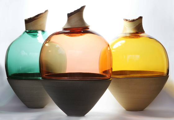 Transformed Stacking Vessels | TSV4 by Utopia and Utility