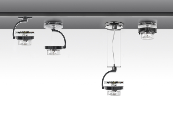Cata Catdioptric Track by Artemide Architectural