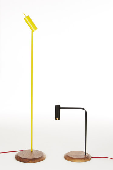 Harper Floor Lamp by Dare Studio