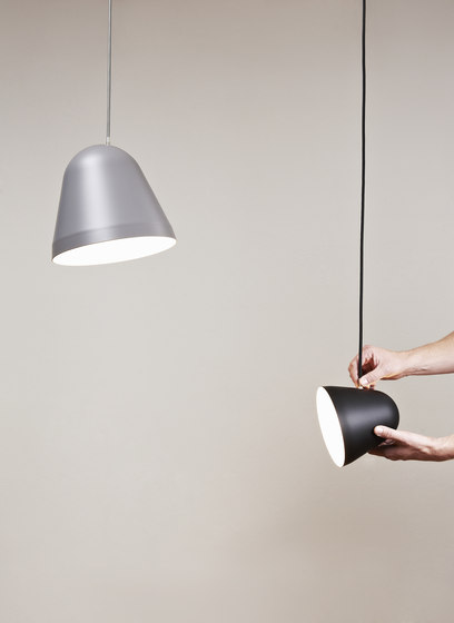 Tilt S Pendant Lamp by Nyta