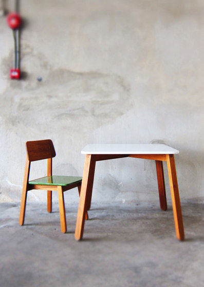SIM Stool de TAKEHOMEDESIGN