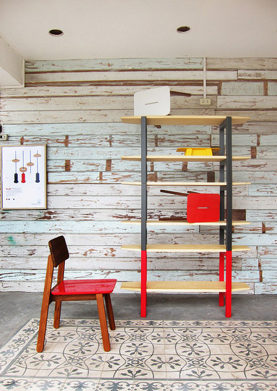 SHIFT Shelf by TAKEHOMEDESIGN