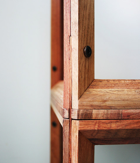 FRAME Shelf/Side table de TAKEHOMEDESIGN