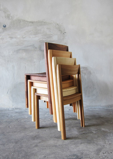 TUBE Chair by TAKEHOMEDESIGN