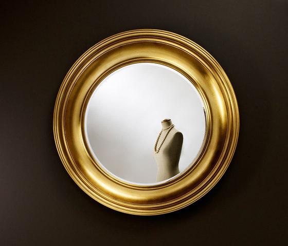 Clara gold by Deknudt Mirrors