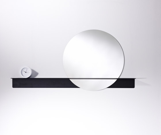 Slide Circle von Deknudt Mirrors