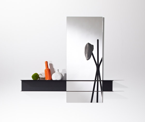 Slide Double by Deknudt Mirrors