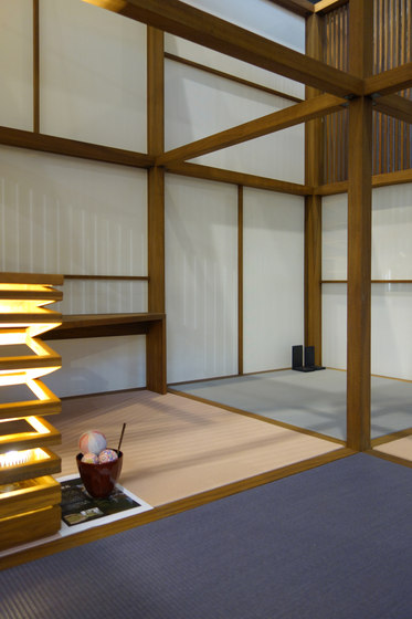 Japanese tea house de Deesawat
