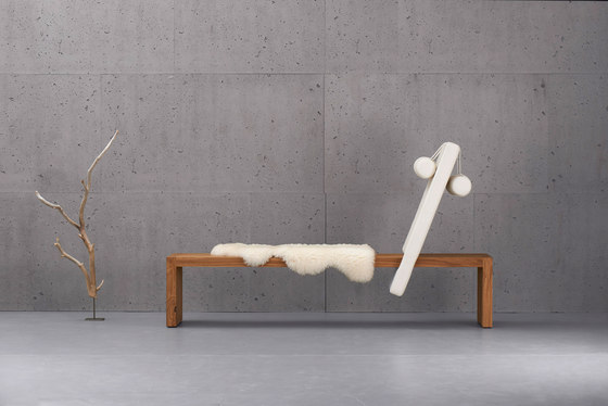 core reclining bench seat by rosconi