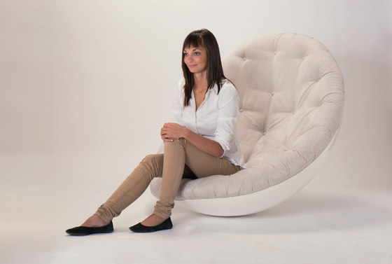 odú rocker-daybed-chair di rosconi