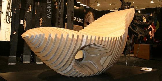 La Chaise by Marie Khouri Design