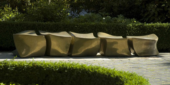 L5 Spine Bench by Marie Khouri Design