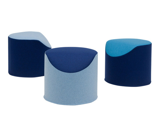 Coral Pouf by Softline A/S