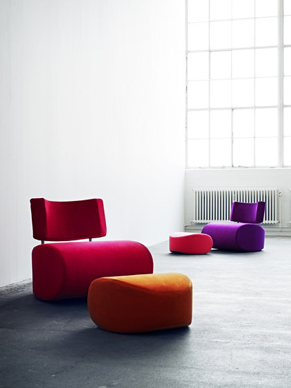 Apollo pouf de Softline A/S