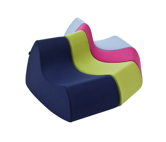 Grand Prix rocking chair di Softline A/S