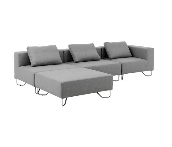 Lotus sofa by Softline A/S