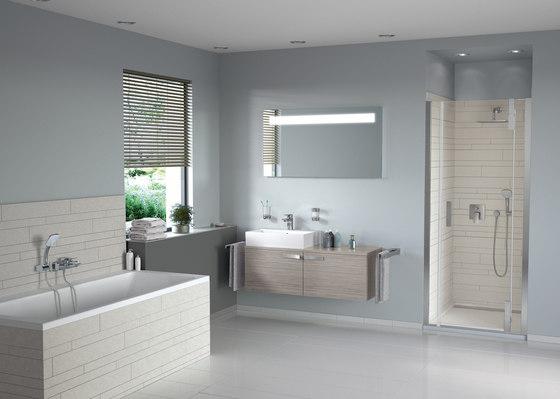 waschtischarmaturen badarmaturen strada wandauslauf ideal. Black Bedroom Furniture Sets. Home Design Ideas