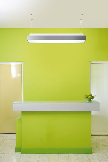 domino surface light ceiling de planlicht