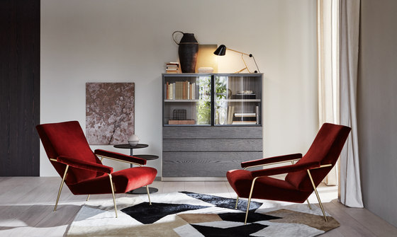 D.153.1 Armchair by Molteni & C