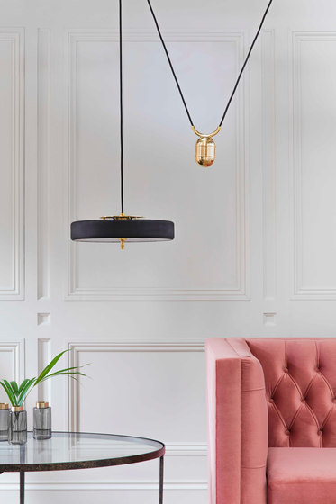 Revolve Table Light by Bert Frank