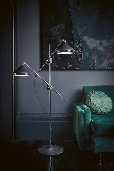 Shear Floor Light de Bert Frank